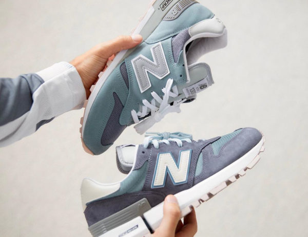 New Balance 1300CL Ronnie Fieg Mauve Sole Steel Blue (couv)