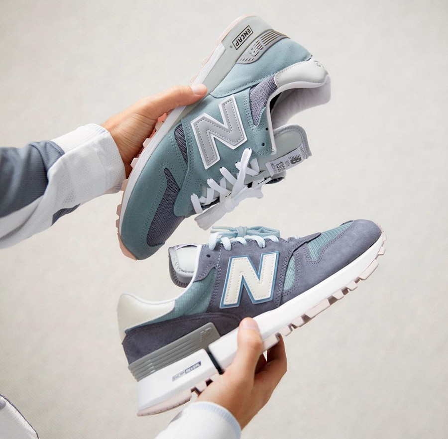 New Balance 1300CL Ronnie Fieg Mauve Sole Steel Blue