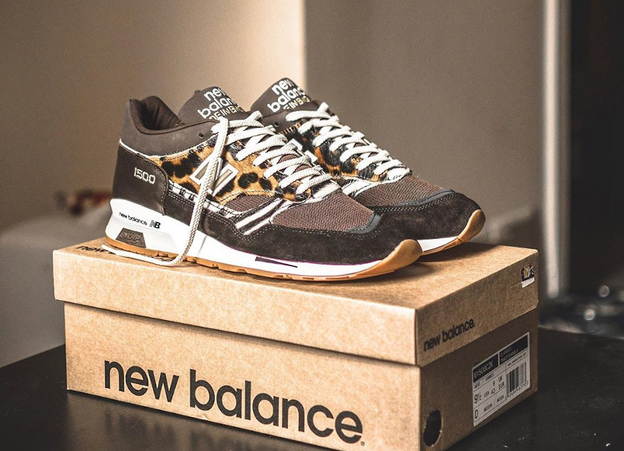 New Balance 1500 M1500CZK Animal Pack Zebra Leopard (made in UK)