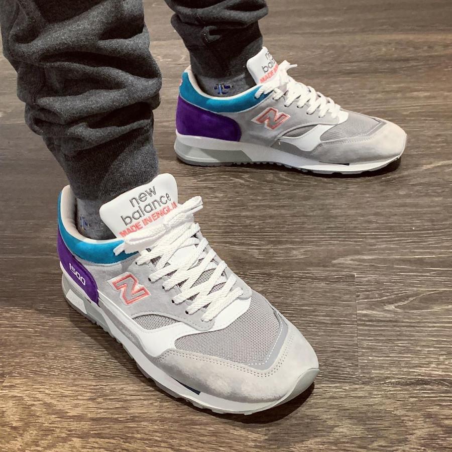 New Balance M1500 2020 Grey Purple Teal Pink (2)