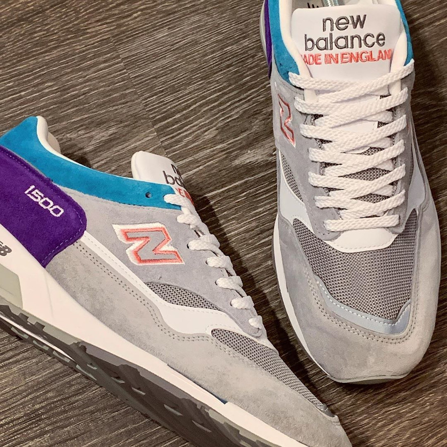 New Balance M1500 2020 Grey Purple Teal Pink (4)