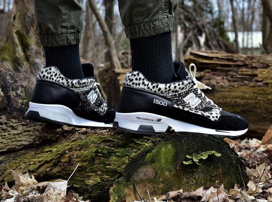 New Balance M1500 Wildlife zèbre et dalmatien (3)