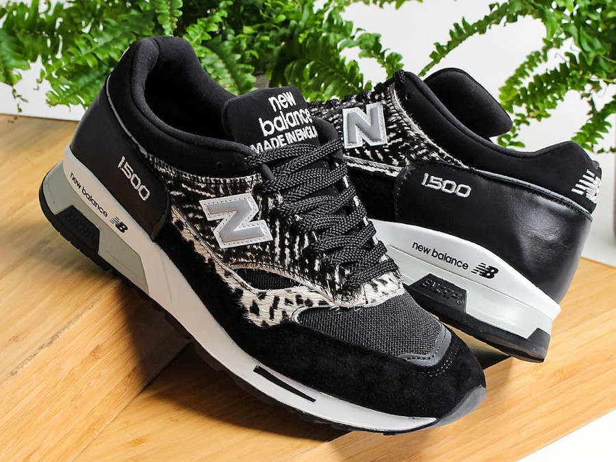 New Balance M1500ZDK Zebra Dalmatian Animal Pack