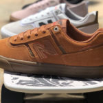 Jamie Foy x Deathwish x New Balance Numeric NM306 Cinnamon Brown