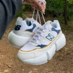 New Balance x Jaden Smith Vision Racer Munsell White Rogue Wave
