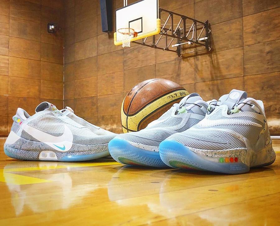 Nike Adapt Basketball 2 Retour vers le Futur (2)