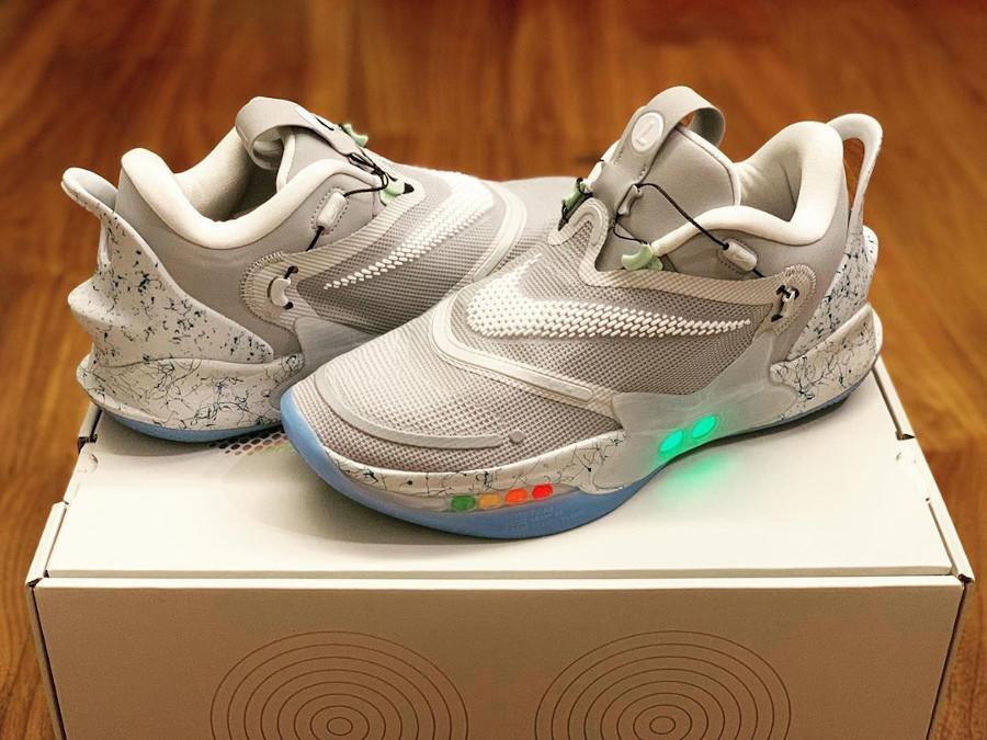 Nike Adapt Basketball 2 Retour vers le Futur (5)