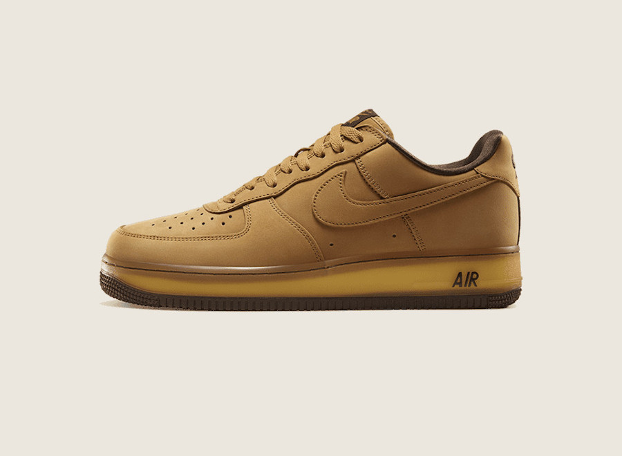 Nike Air Force 1 Low Wheat Mocha date de sortie
