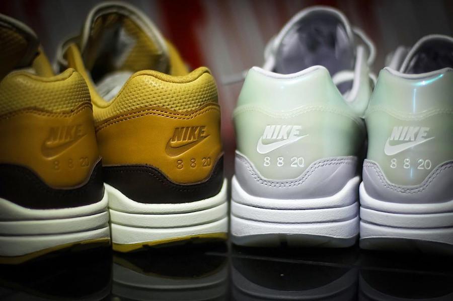 Nike Air Max 1 Got Em blanche et transparente (1)