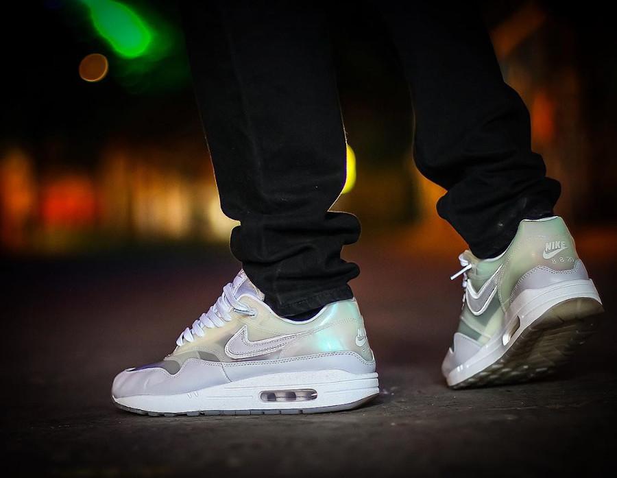 Nike Air Max 1 Got Em blanche et transparente (4)