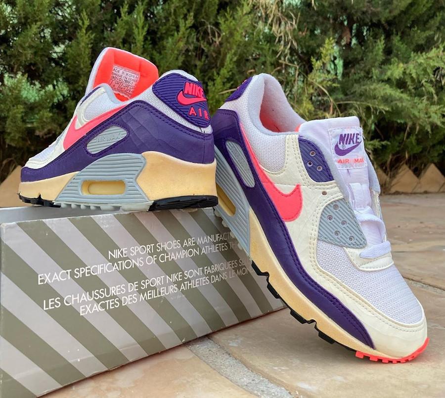 Nike Air Max III vintage Eggplant de 1990 (3)