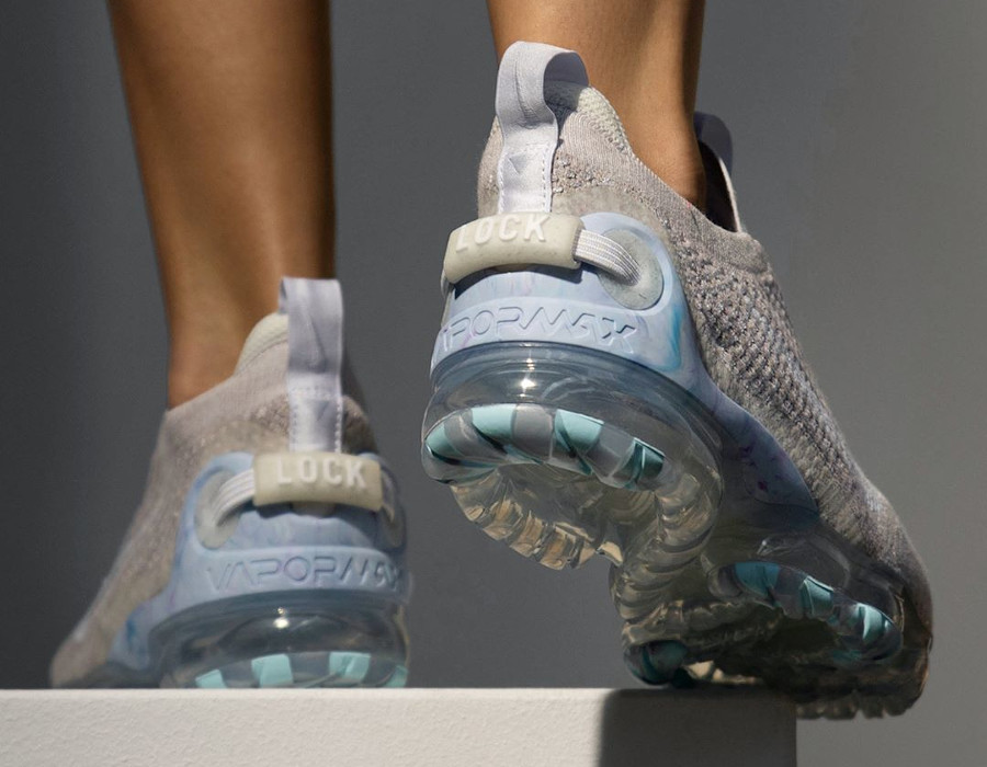 Nike Air Vapormax 2020 femme blanche et grise (1)