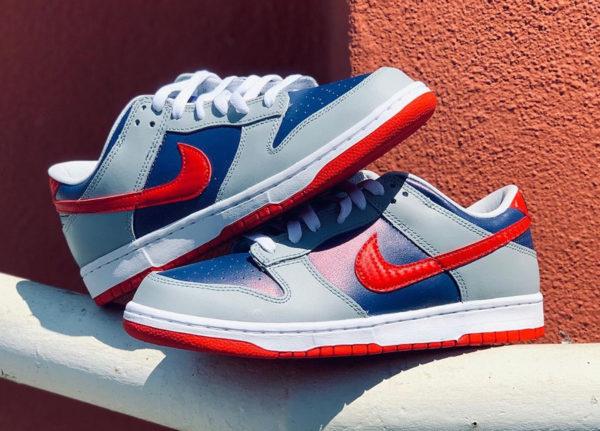 Nike Dunk Low SP Samba 2020 CZ2667 400