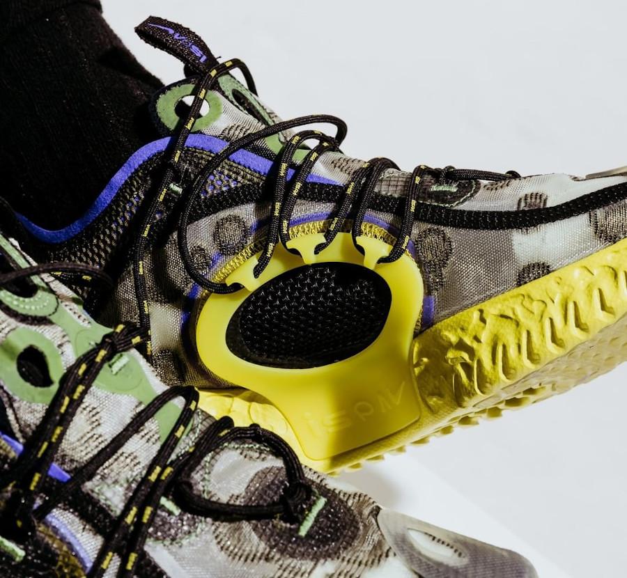 Nike Flow Protect Adapt grise et jaune fluo CI1474 200 (2)
