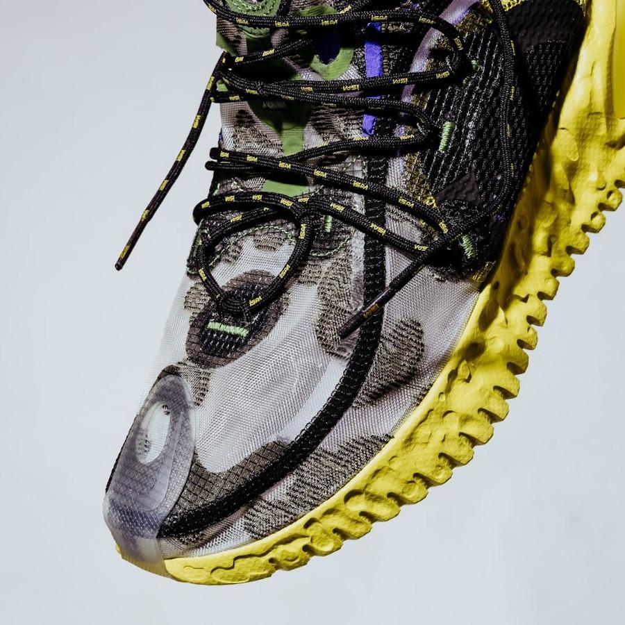Nike Flow Protect Adapt grise et jaune fluo CI1474 200 (3)