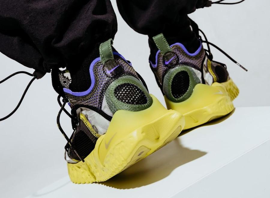Nike Flow Protect Adapt grise et jaune fluo CI1474 200 (4)
