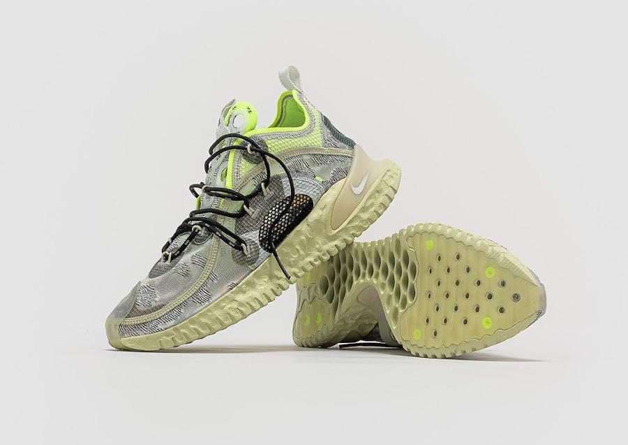Nike Flow Protect Adapt vert et violet CI1474-001 (1)