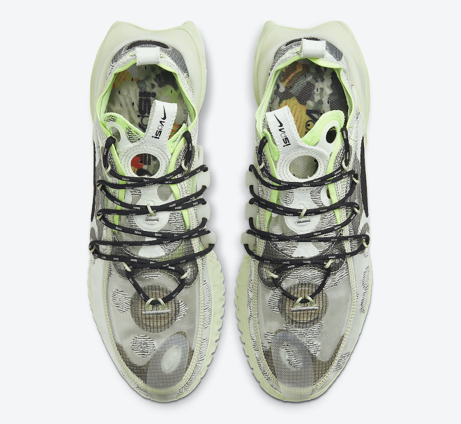 Nike Flow Protect Adapt vert et violet CI1474-001 (3)