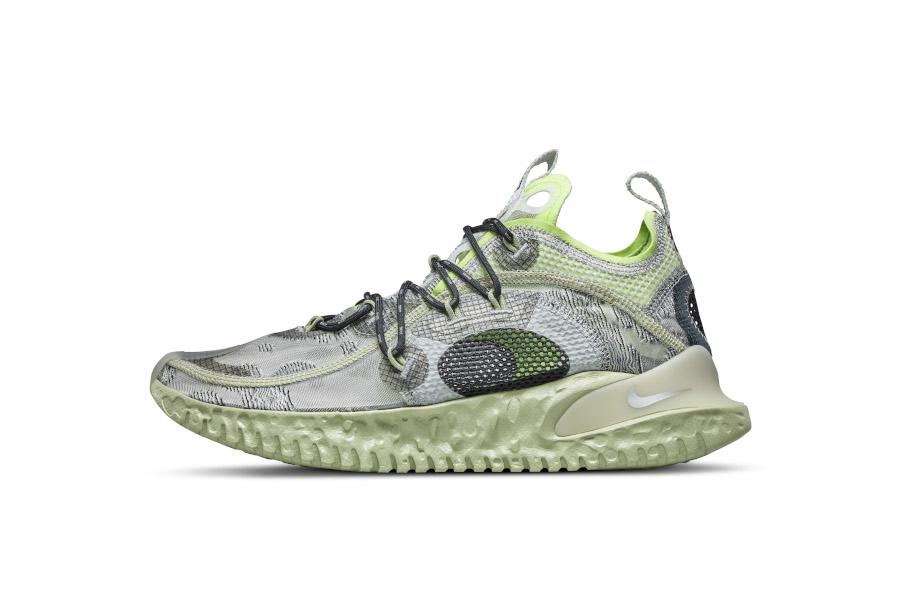 Nike Flow Protect Adapt vert et violet CI1474-001 (5)