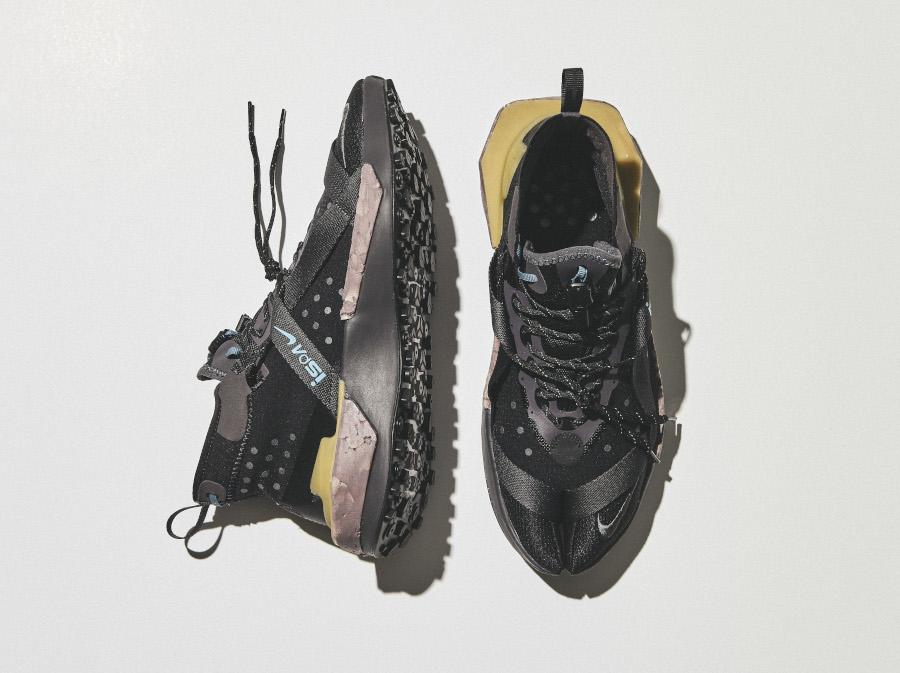 Nike ISPA Drifter noire et mauve AV0733-002 (1)