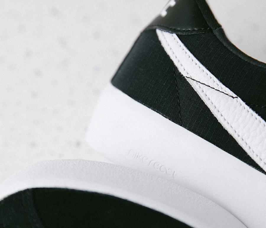 Nike React Bruin SB noire et blanche (7)
