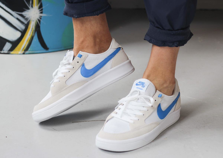 Nike SB Adversary Photo Blue en solde