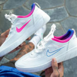 Nike SB Nyjah Free 2 Summit White Racer Blue (Tokyo 2020 Olympic)