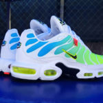 Nike Air Max Plus Worldwide 'White Blue Fury Volt'