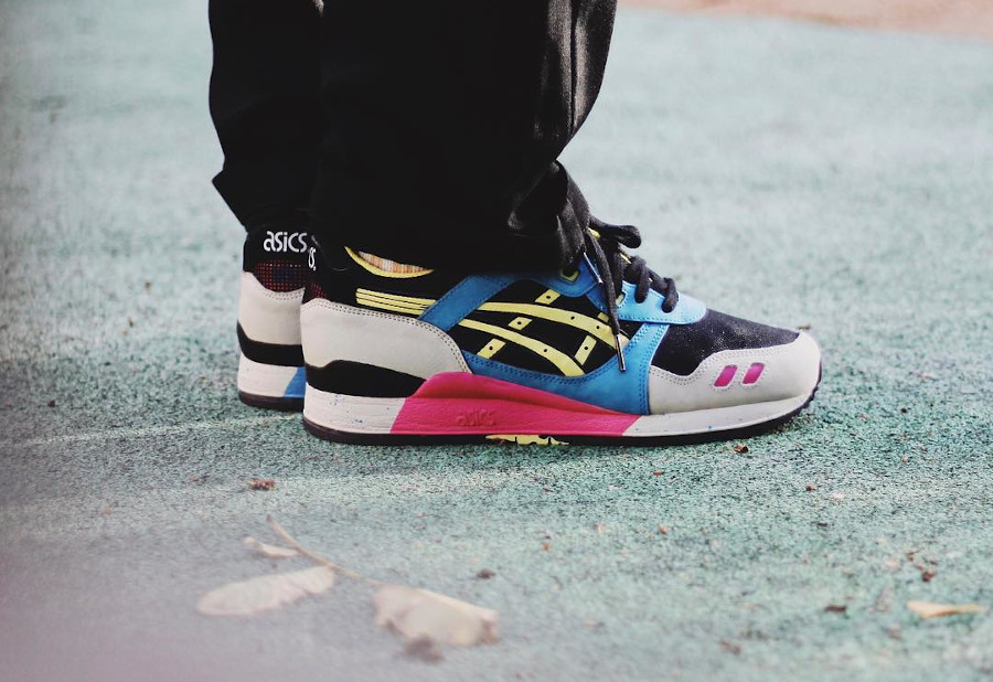 Proper LBC x Asics Gel Lyte 3 Unreleased sample (2005) - @aintfussed