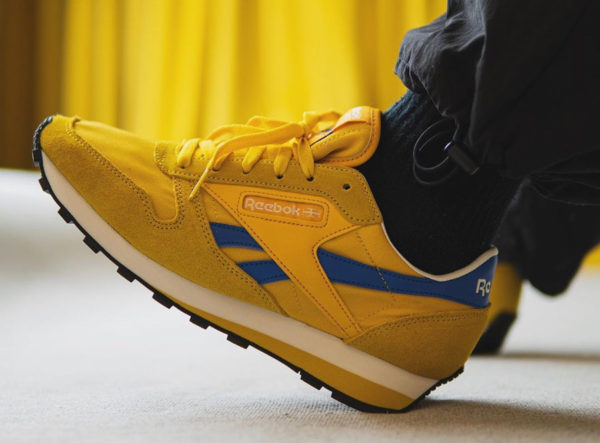 Reebok Classic CL Leather AZ Fierce Gold FX0858