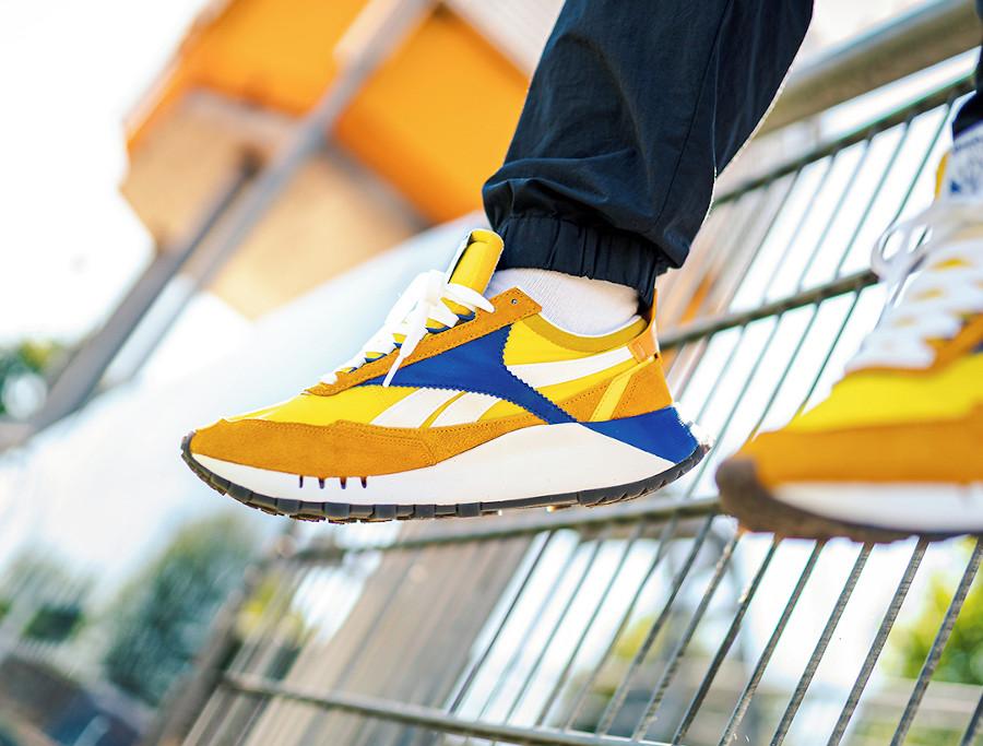 Reebok Write the Legacy jaune doré blanc et jaune (3)