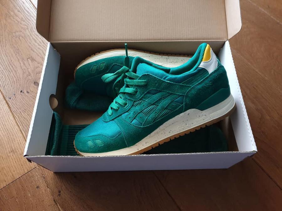 Sneaker Freaker x Asics Gel Lyte 3 Aussie Battler - @lynch1979