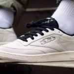 Sneeze Magazine x Reebok Club C Revenge 'White Silver Metallic'