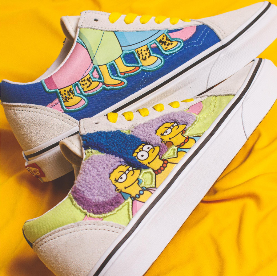 Vans Old Skool Marge Patty Selma VN0A4BV521M (1)