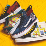 La collection The Simpsons x Vans