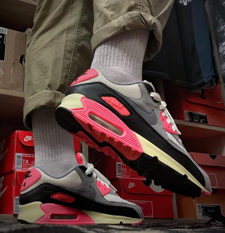 2013 - Nike Air Max 90 Infrared vintage - @armin141