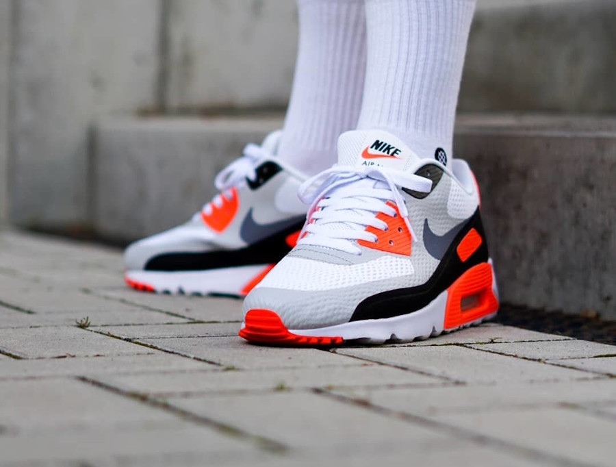 2015 - Nike Air Max 90 Ultra Essential Infrared - @_shoetick_82_
