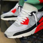 Les mille et une vies de la Nike Air Max 90 Infrared