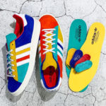 Adidas Campus 80's 'Multicolor' Royal Blue Cloud White