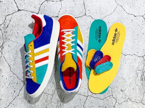 Adidas Campus 80's Multicolor 2020 FW5167