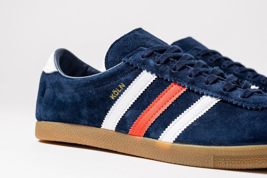 Adidas Köln bleu foncé (1)