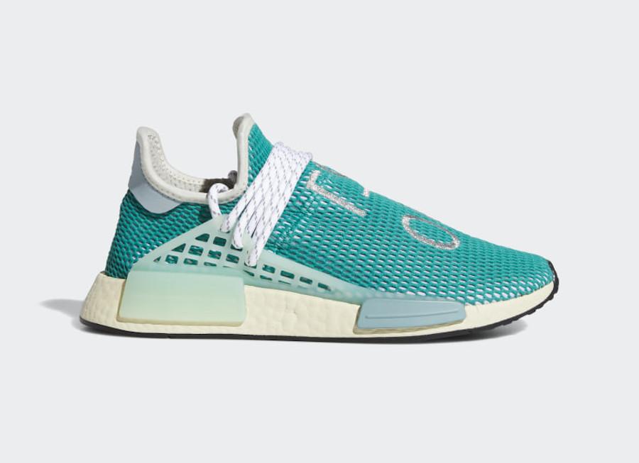 Adidas NMD Hu Dash Green