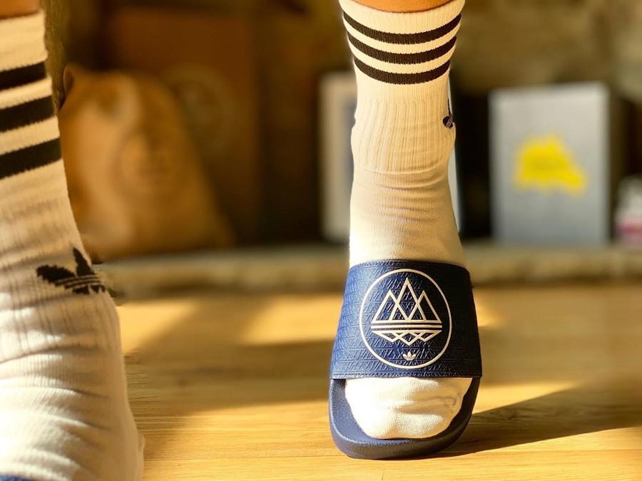 Adidas Spezial Adilette FX1057