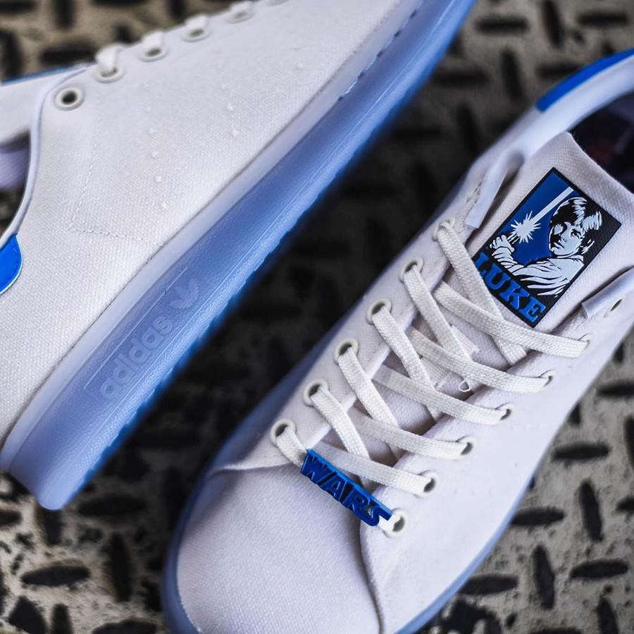 Adidas Stan Smith Jedi La Guerre des Etoiles 2020 (1)