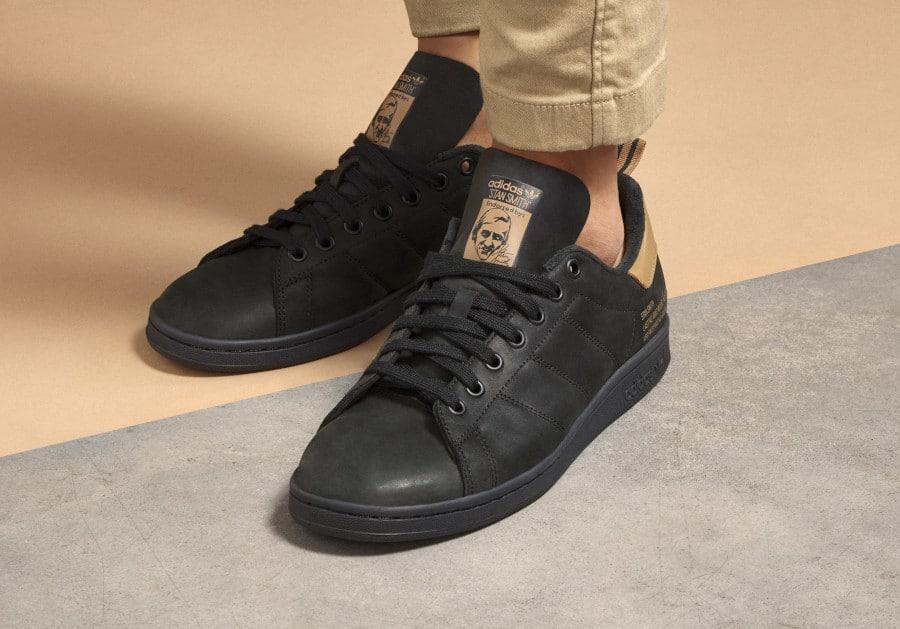 Adidas Stan Smith WNTR Noire FZ3477