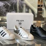 Prada x Adidas Superstar Made in Italy Drop 2