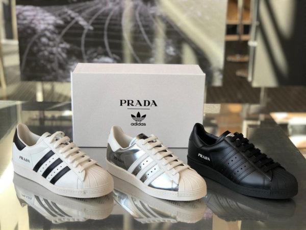 Adidas Superstar Prada Drop 2 FW6680 FW6679 FX4546