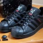 Star Wars x Adidas Superstar Darth Vader