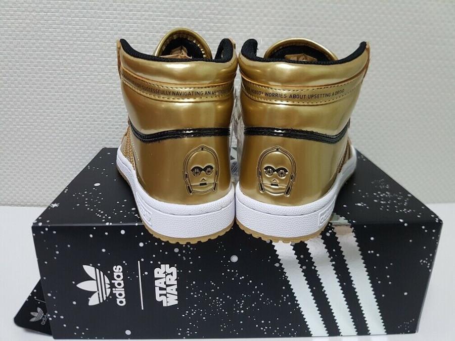 Adidas-Top-Ten-Hi-3CP0-dorée-or-métallique-1