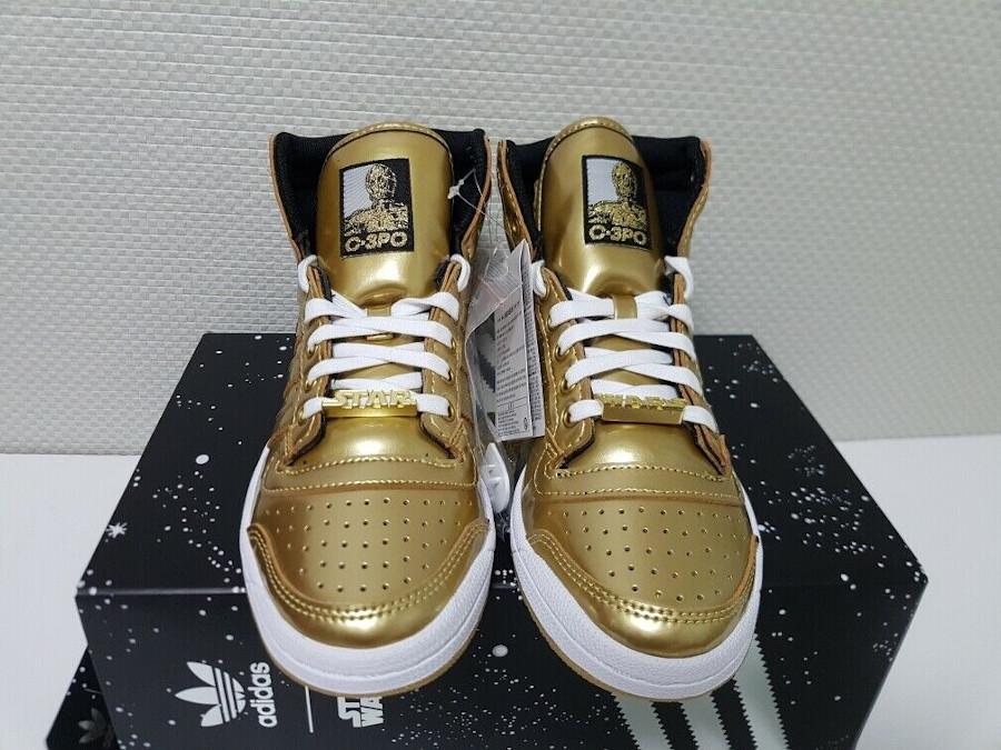 Adidas-Top-Ten-Hi-3CP0-dorée-or-métallique-3